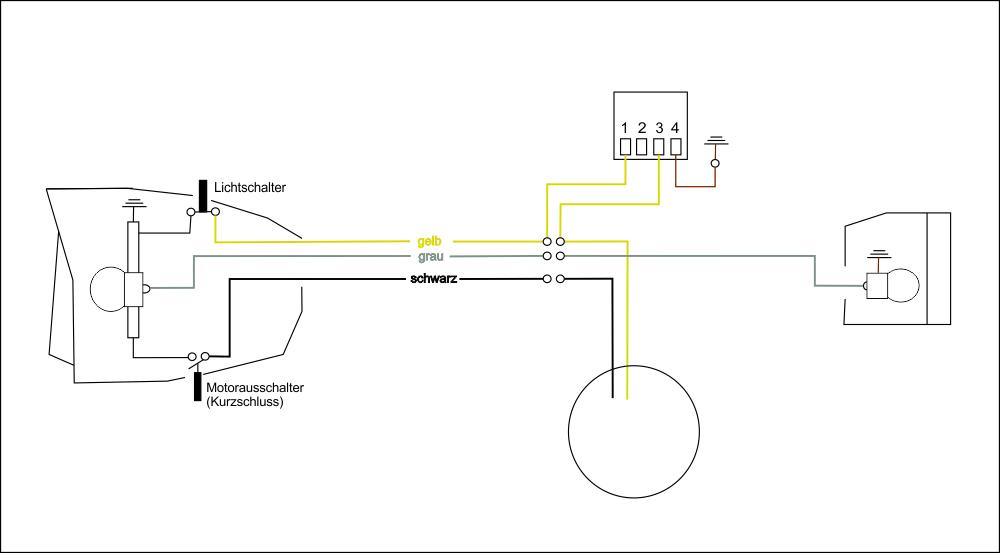 Groß 3 Wege Lichtschalter Schaltplan Bilder - Elektrische ...